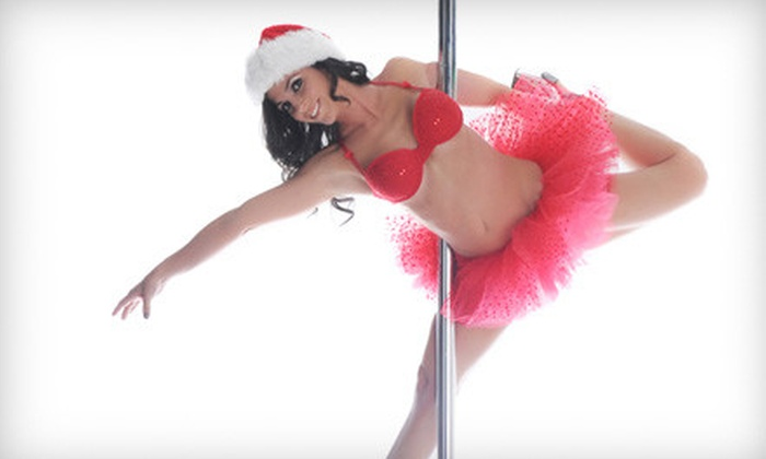 Pole Dance Miami - Glenvar Heights: 5 or 15 Pole-Dancing Classes at Pole Dance Miami (Up to 83% Off)