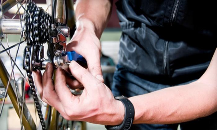 Plan B Cycling - Gulfstream Village Condominiums: Basic, Superior, or Premium Bike Tune-Up at Plan B Cycling (Half Off)