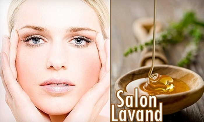 Salon Lavand - Bethesda: $20 for One Eyebrow and Lip Waxing or Two Eyebrow-Waxing Sessions at Salon Lavand