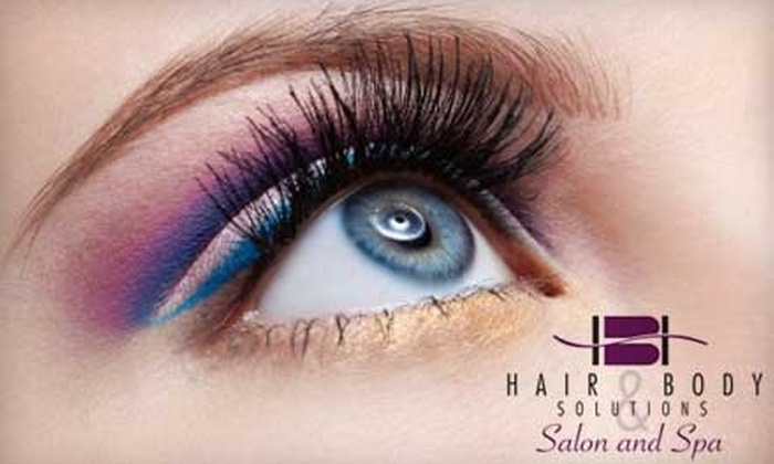 Hair & Body Solutions Salon & Spa - New Berlin: $7 for an Eyebrow Wax at Hair & Body Solutions Salon & Spa in New Berlin (Up to $18 Value)