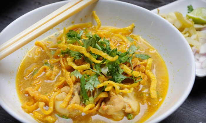 Sala Thai  - Airway Heights: Dinner or Lunch at Sala Thai in Airway Heights (Half Off)