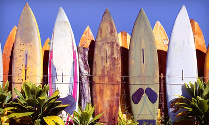 Surf Concepts - Manhattan Heights: $20 for $40 Worth of Surfing Gear at Surf Concepts in Manhattan Beach