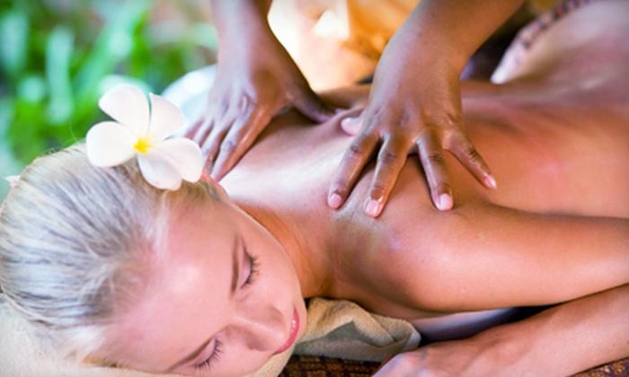 Ku'uleilani Day Spa - Ala Moana - Kakaako: Massage and Foot Scrub or Mother's Day Spa Package at Ku'uleilani Day Spa (Up to 57% Off)