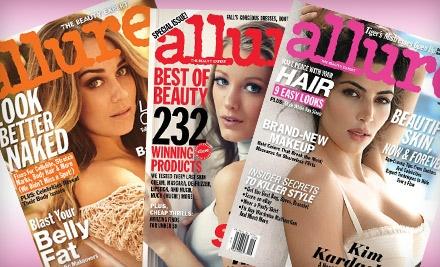 Allure Magazine -