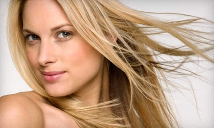 Alan Reed & Co. - Doylestown: $150 for Global Keratin Hair-Taming Treatment at Alan Reed & Co. ($340 Value) in Doylestown