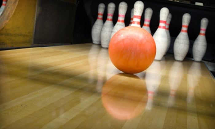 Buckeye Lanes - North Olmsted: $25 for Two-Hour Bowling Package for Up to Four People at Buckeye Lanes in North Olmsted