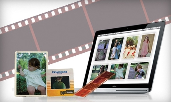 ScanCafe: $25 for $75 Worth of Digital Photo Scans from ScanCafe