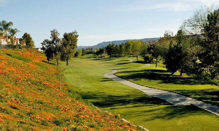 18 Holes of Golf for Two with Cart Rental at California Oaks Golf Course (Up to 62% Off). Two Options Available.