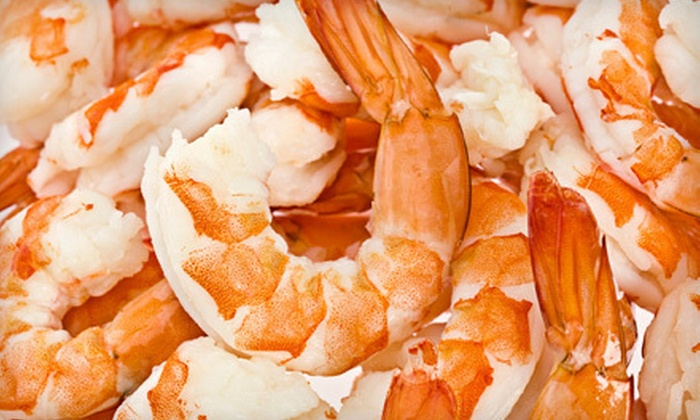 Ballistic Shrimp Steamed Seafood - Park South: Six Seafood Combos or $12 for $25 Worth of Fresh Seafood at Ballistic Shrimp Steamed Seafood (Up to 55% Off)