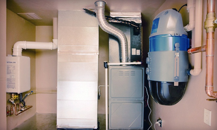 Pacific Breeze Air Duct Services - Washington DC: Air-Duct Cleaning with Optional Dryer-Vent Cleaning from Pacific Breeze Air Duct Services (Up to 74% Off)