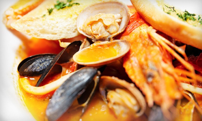 Assaggi Mozzarella Bar - Bethesda: $20 for $40 Worth of Authentic Italian Cuisine for Dinner at Assaggi Mozzarella Bar