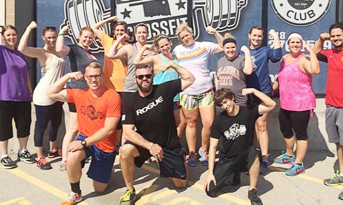 Okie CrossFit - Okie Crossfit: One or Three Months of Unlimited Crossfit Classes at Okie CrossFit (Up to 62% Off)