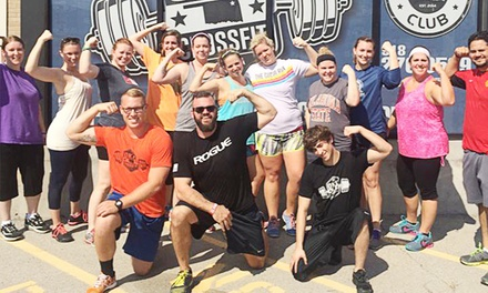 One or Three Months of Unlimited Crossfit Classes at Okie CrossFit (Up to 62% Off)