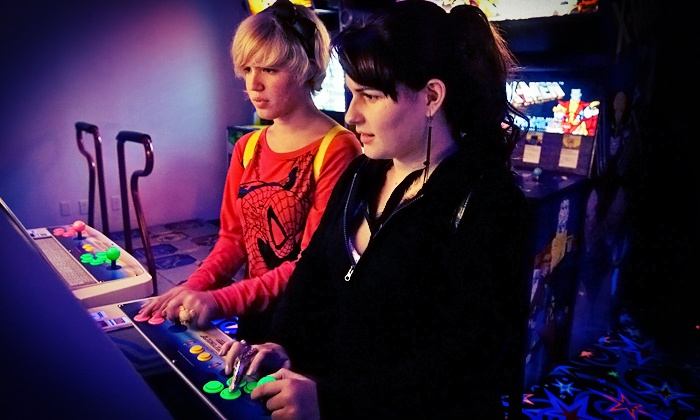 Arcade Odyssey - Kendall: Three Groupons for Tokens at Arcade Odyssey (Up to 33% Off). Two Options Available.
