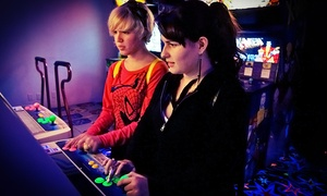 Arcade Odyssey: Three Groupons for Tokens at Arcade Odyssey (Up to 33% Off). Two Options Available.