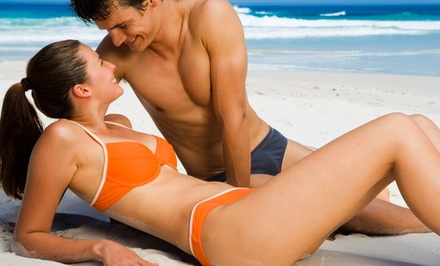 One or Three Women's or Men's Brazilian Waxes at SOS Wax (Up to 60% Off)