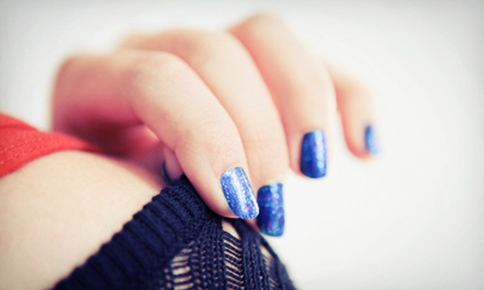 The Retreat Salon and Spa - The Retreat: $19 for a Gel Manicure at The Retreat Salon and Spa ($38 Value)
