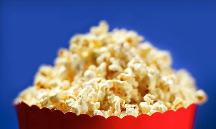 Spotlight Theatres Eisenhower 6 - Savannah: 1, 5, or 10 Movie Outings with Popcorn at Spotlight Theatres Eisenhower 6 (Up to 64% Off)