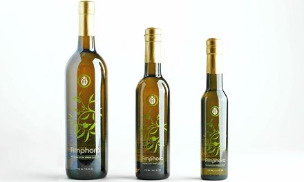 Olive Oil 101 Class or $12 for $20 Worth of Gourmet Olive Oil and Vinegar at Amphora Lafayette