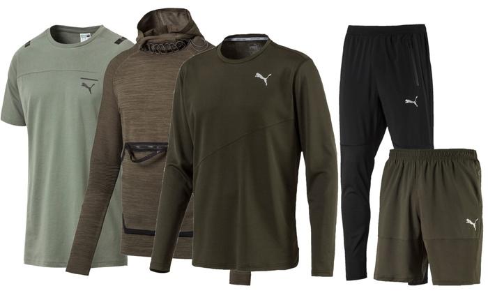Puma Sports Bekleidung für Herren | Groupon