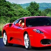 Up to 67% Off Ferrari Test Drive or Rental