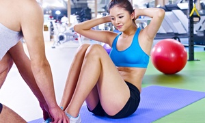 DC Dynamic- Personal Training: One, Three, or Five 60-Minute Personal Training Sessions at DC Dynamic - Personal Training (Up to 74% Off)