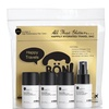 Number 4 Hair Happily Hydrated Haircare Travel Set