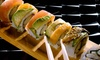 City Sushi and Grill - Edgar Vineyard: Sushi, Sashimi, and Udon Noodles at City Sushi and Grill (Up to 50% Off). Two Options Available.