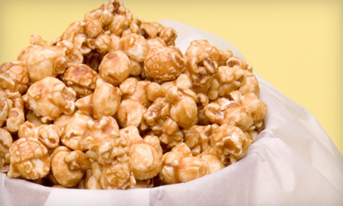 Dorothy and Tony's Gourmet Kettle Corn - Grand Rapids: Four or Eight 10-Ounce Bags of Kettle Corn at Dorothy and Tony's Gourmet Kettle Corn (Up to Half Off)