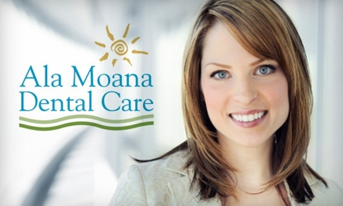 Ala Moana Dental Care - Ala Moana - Kakaako: $39 for an Exam, X-Rays, and a Cleaning at Ala Moana Dental Care ($225 Value)