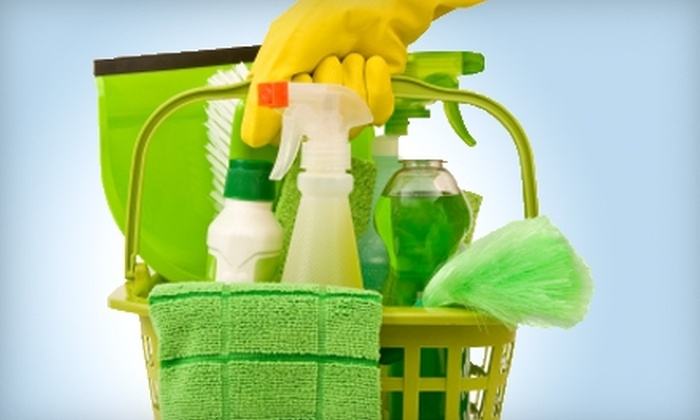 TeamOne Property Solutions - Downtown Chattanooga: $70 for Three Hours of Home-Cleaning Services ($175 Value) or $49 for Two Hours ($125 Value) from TeamOne Property Solutions.