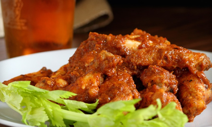 Blues Rock Inn - Jacksonville Beach: $10 for $20 Worth of American Fare at Blues Rock Inn in Jacksonville Beach