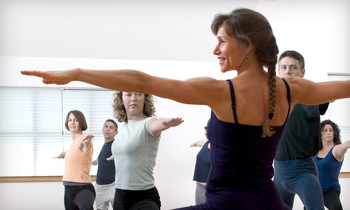 Palm Yoga and Tampa Jiu-Jitsu - Carrollwood: One Month of Unlimited Fitness Classes at Palm Yoga and Tampa Jiu-Jitsu (Up to 83% Off). Four Options Available.