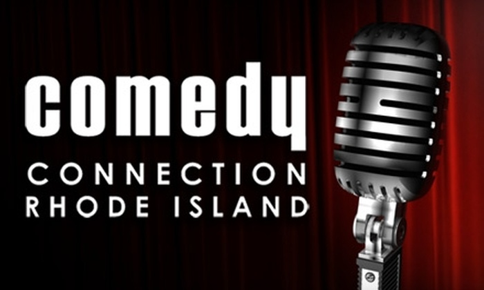 Comedy Connection - East Providence: $22 for Two Tickets and Drinks at Any Regular Show at the Comedy Connection in East Providence ($44 Value)