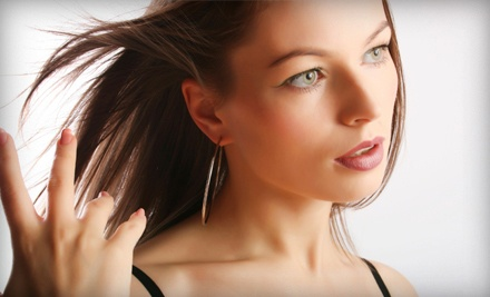 Beauty Package (an $88 value) - Makeup & Go!, Bubble Blow Dry in Los Angeles