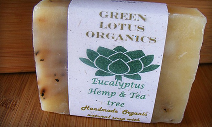 Green Lotus Organics - Bellair-Meadowbrook Terrace: $35 For Two Soap- or Lotion-Making Classes at Green Lotus Organics (Up To $130 Value)