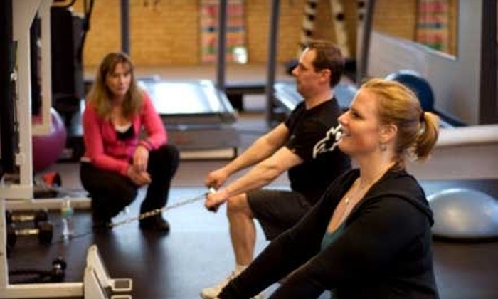 501FIT - Newport: $49 for Fitness Package at 501Fit ($265 Value)