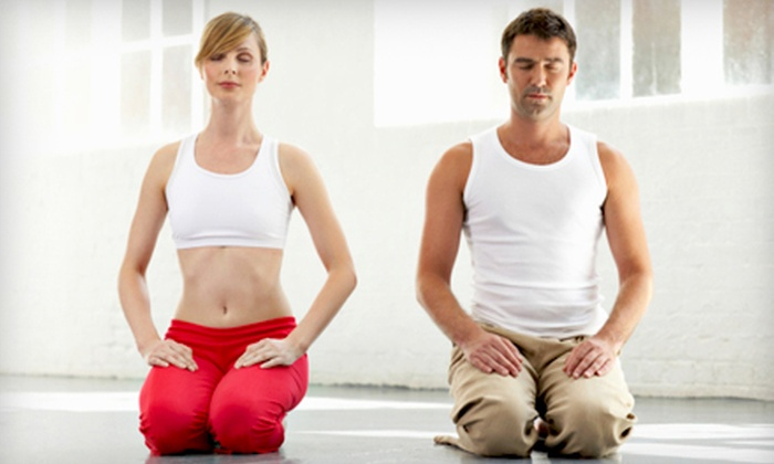 Fit House - Davis: 10 or 15 Yoga Classes at Fit House in Davis (Up to 78% Off)
