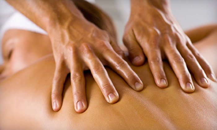 Holistic Healing - Valhalla: $39 for Fusion Massage at Holistic Healing in Valhalla ($105 Value)