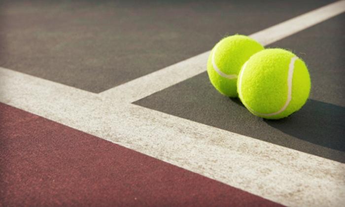 Five Seasons Family Sports Club - Indianapolis: Beginner's Tennis Program and Club Membership With or Without Court Access at Five Seasons Family Sports Club (57% Off)