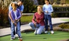 Golfland San Jose - Multiple Locations: Mini-Golf-and-Arcade-Games Outing for Two or Four at Golfland (Up to 55% Off). Four Locations Available.