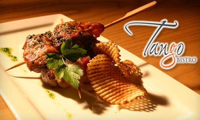 Tango Bistro - Fairview: $10 for $20 Worth of Globally Inspired Small Plates and Drinks at Tango Bistro