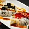 Half Off at Mizu Sushi Bar