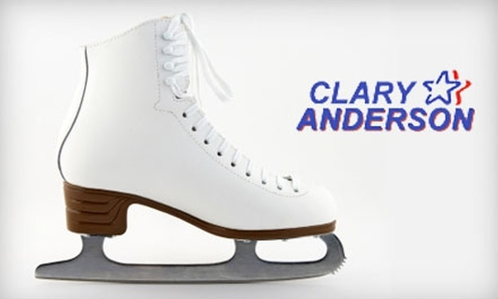 Clary Anderson Arena in Montclair - Montclair: $5 for One Ice-Skating Admission and Skate Rental at Clary Anderson Arena in Montclair (Up to $11 Value)