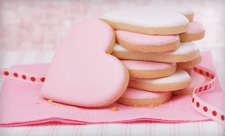 Valentine's Day Cookie-Decorating Class for 1 (a $50 value) - Amazing Kakes in Austin