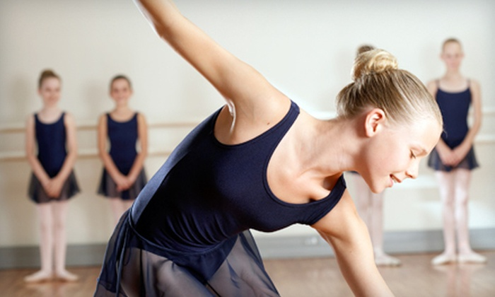 CDA Dance Academy - Armitage: $117 for a Five-Day Dance Camp for Ages 7–12 at CDA Dance Academy (Up to $285.85 Value). Eight Sessions Available.