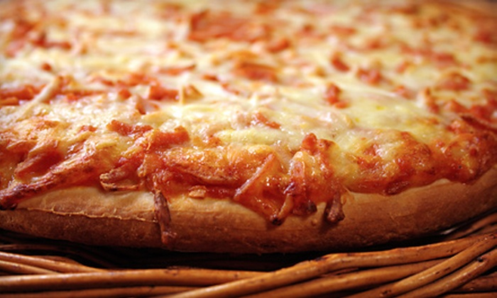 Cheese Castle Pizza - Des Moines: $10 for $20 Worth of Pizza, Burgers, and Tacos at Cheese Castle Pizza