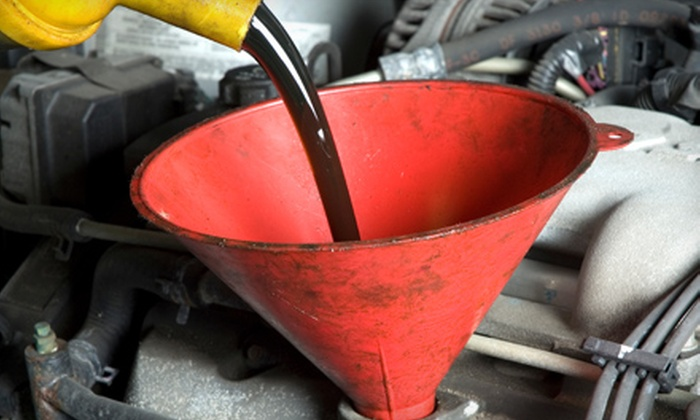 Piedmont Tire and Auto - Gainesville: $14 for a Standard Oil Change and Tire Rotation at Piedmont Tire and Auto in Gainesville ($29.95 Value)