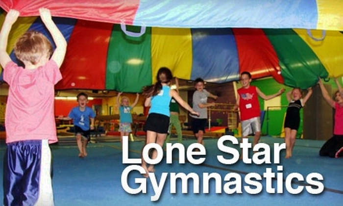 Lone Star Gymnastics - Alta Mesa: $17 for One Day of Summer Day Camp at Lone Star Gymnastics ($35 Value)
