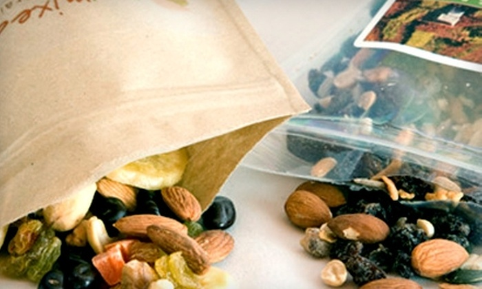 My Mixed Nuts: $10 for $20 Worth of Custom-Mixed Nuts and Trail Mixes from My Mixed Nuts